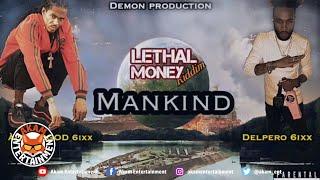 AdibadGod Lethal 6iix x Delpero 6ix - Mankind - March 2020