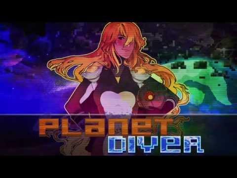 Planet Diver: Primary Trailer
