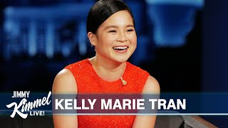 Kelly Marie Tran Went From Being a Lifelong Disney Fan to Being a Disney Princess