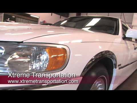 Get It In Louisville: Xtreme Limo Transportation