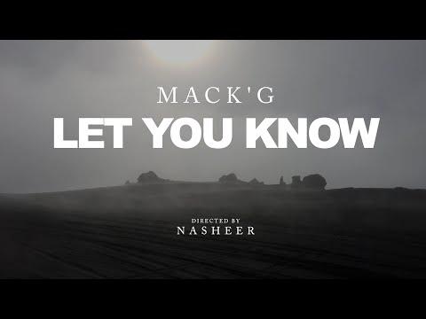 MASGIB - LET YOU KNOW