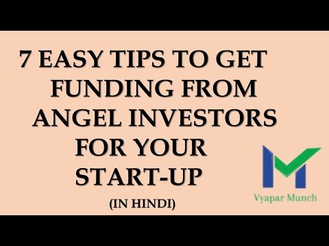 How to get Funding from Angel Investor | Seed Capital | Private Investor | Angel Funder |