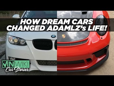 AdamLZ on how a dream car can change your life