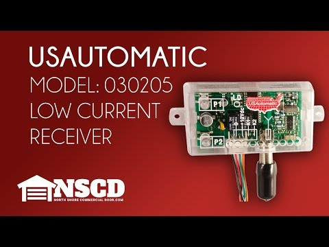 USAutomatic 030205 LCR Low Current Receiver