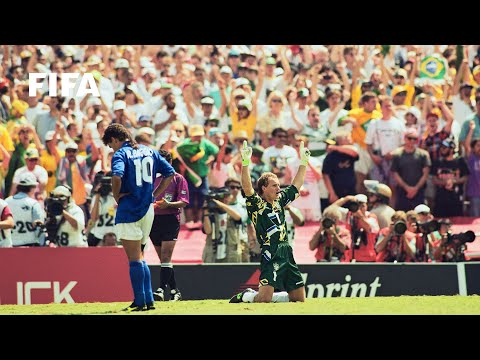 Brazil V Italy - The Final - 1994 FIFA World Cup USA™