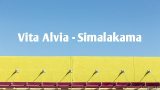 Vita Alvia - Simalakama (Lyrics Video)