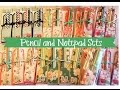 Gambar cover Craft Fair Idea #1:  Pencils and Notepad Sets with tutorial 2016