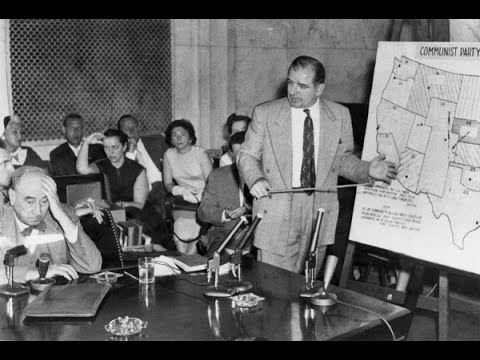 How Was Joseph McCarthy Able to Become So Powerful? (2000)