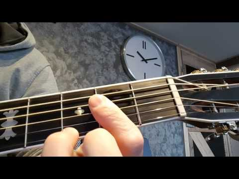 Selfie Guitar Lessons Mystery Train Fingerstyle Guitar