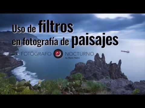 Curso De Fotografía De Paisajes Y Personas Con Filtros Fotógrafo