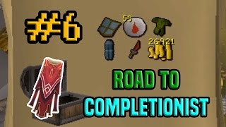 Road To Completionist #6 - Elite Clues