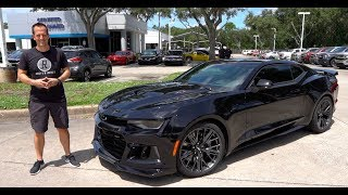 Should you BUY the 2019 Camaro ZL1 with a 10-Speed Automatic?
