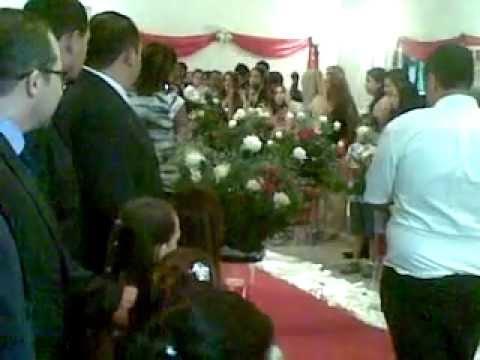 O Casamento inusitado de Sheila e Marcos