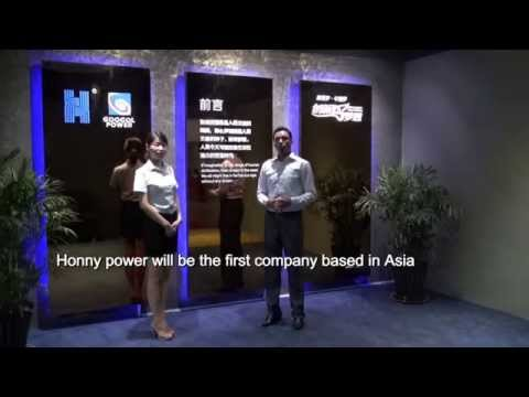 Introduction of Guangdong HONNY POWER-Tech Co., Ltd.