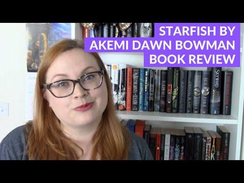Starfish By Akemi Dawn Bowman - Book Review
