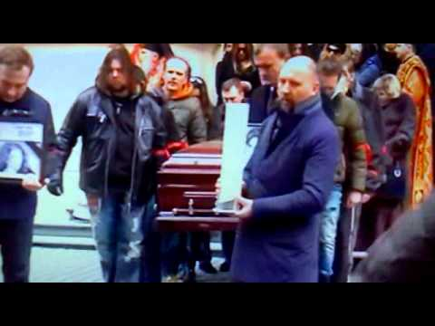 Кузьма Скрябін 05 02 0215 Похороны Кузьма