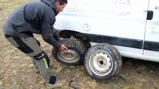 Mongol Rally Film (4/6) - Película documental - From Lost To The River