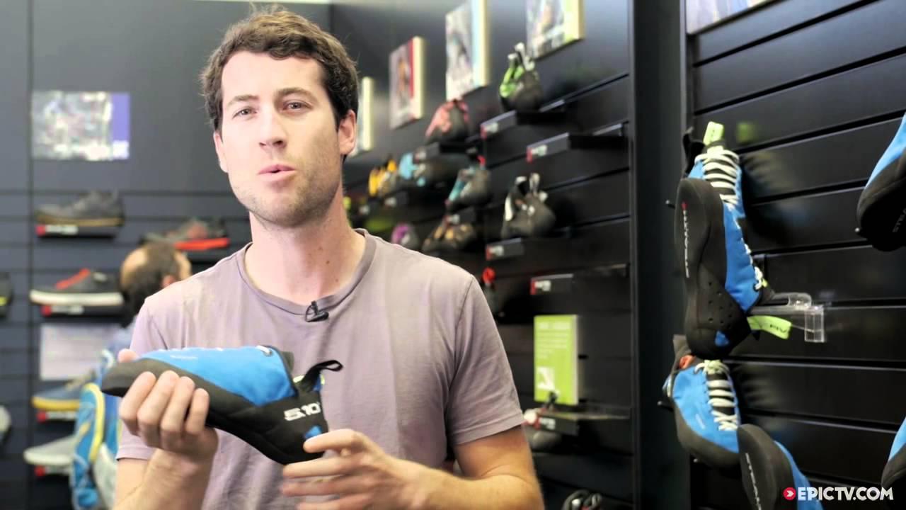 Quantum Five Ten Shoe Review