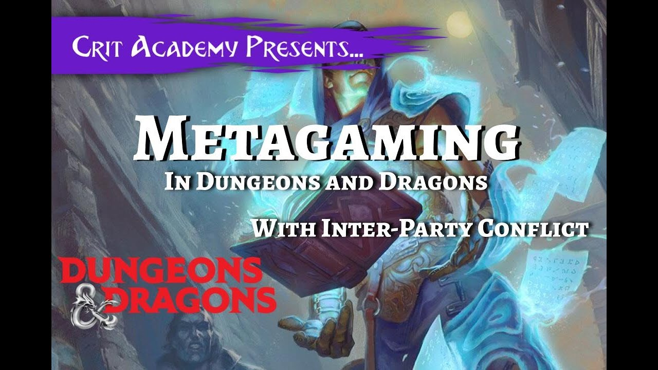 Metagaming: The good, bad, and ugly!