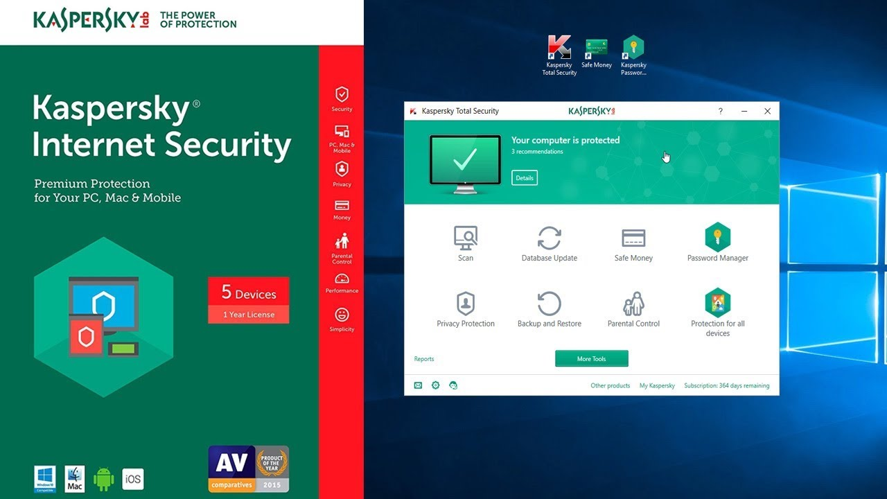 Kaspersky Free: reviews and review 29