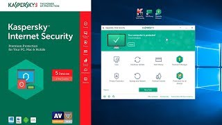 Kaspersky Internet Security Review | Kaspersky Free Trial Download