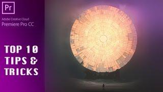 10 Life Saving Adobe Premiere Pro CC Editing Tips, Tricks & Shortcuts Tutorial
