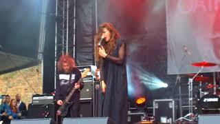 Oathbreaker - Being Able to Feel Nothing (Live @ Brutal Assault 2017)