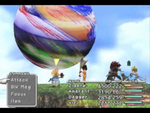 Let's Play Final Fantasy IX #105 - Ozma Weapon - Музыка для Машины