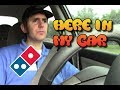 A Day In The Life Of A Dominos Delivery Driver