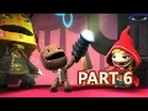 Little big Planet 3 finding oddsocks 3rd marble