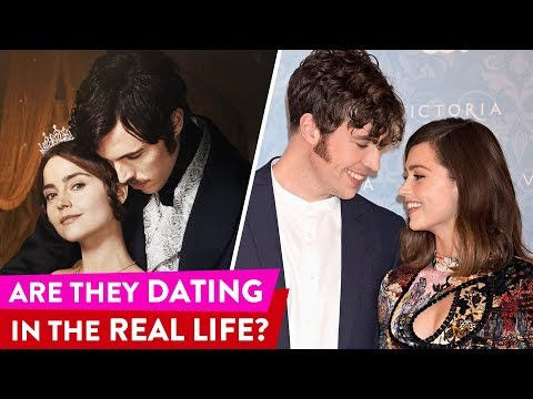 Victoria Cast: The Real Life Partners Revealed | ⭐OSSA