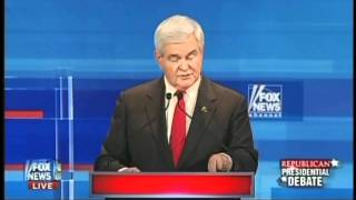 Newt Gingrich destroys Megyn Kelly on judiciary power
