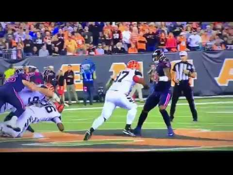 Deshaun Watson Gets Destroyed By Geno Atkins | Scores Huge Touchdown Right After