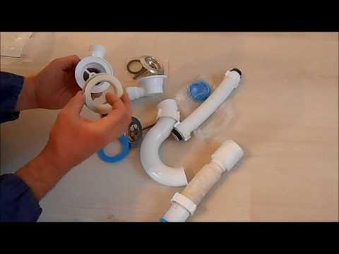Сифон для ванны: всё о шедевре сантехнической эволюции