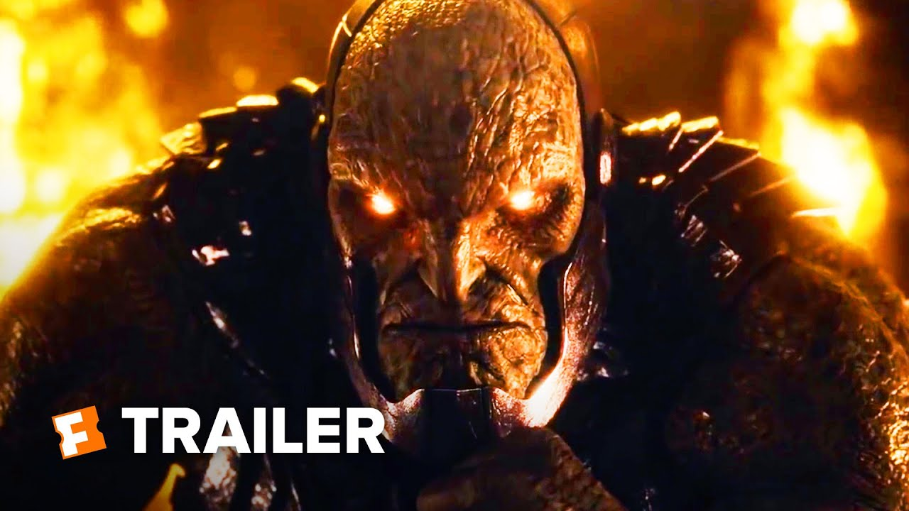 Zack Snyder's Justice League Trailer #2 (2021) | Movieclips Trailers
