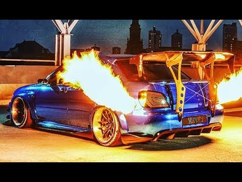 BIG TURBO Antilag Power Sound Compilation 2018