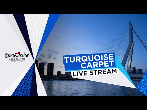 Eurovision Song Contest 2021 - Turquoise Carpet - Live Stream