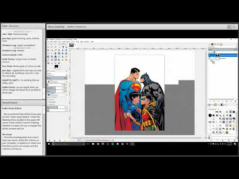 Graphic Design for Libraries Series  Introduction to GIMP 8 30 2017