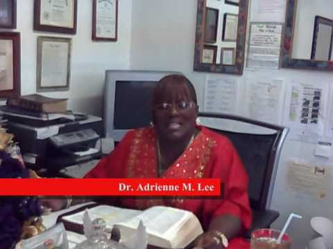 dr adrienne lee from the heart of the pastor
