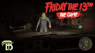 FRIDAY THE 13th GAME | UNSTOPPABLE HILLBILLY JASON
