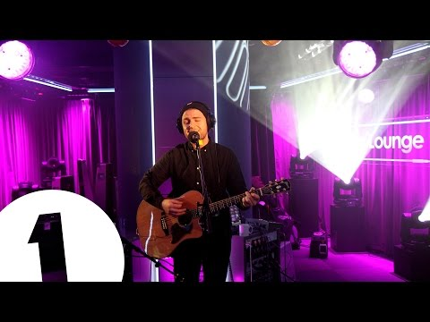 We Are The Ocean cover London Grammar's Hey Now in the Live Lounge
