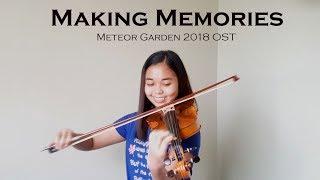 F4 - Making Memories | Marah Joy violin cover