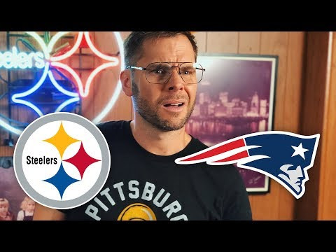 Tyson - Pittsburgh Dad Reacts to Steelers Loss to Patriots and AB News