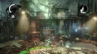 The end of the asylum [Batman arkham asylum]