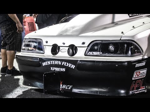 Street Outlaws Ryan Martin Jeff Lutz and Chuck Race Each Other In Ohio No Prep