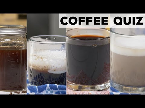 Coffee Quiz: How Well Do You Know Your Brew? | Food Network