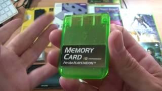 POLEMICA DE LAS TARJETAS DE MEMORIA, PSP PS VITA MEMORY CARD N64 PSX PS2 GC