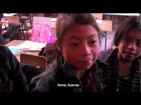 Hambre en Guatemala