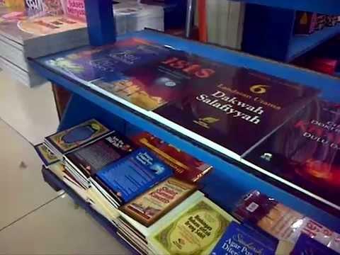 Toko Buku Sunnah - Blok M Square Lt. Basemet