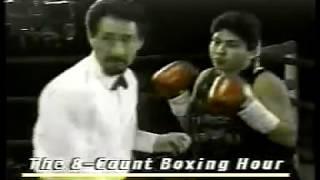 Adriana Delgado vs Monica Ramirez Pro Boxing